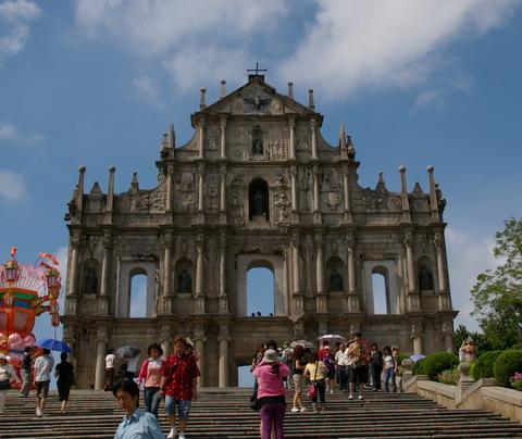 聖ポール天主堂跡の画像 p1_14